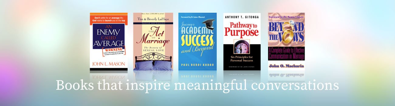 Books that inspire meaningful conversations