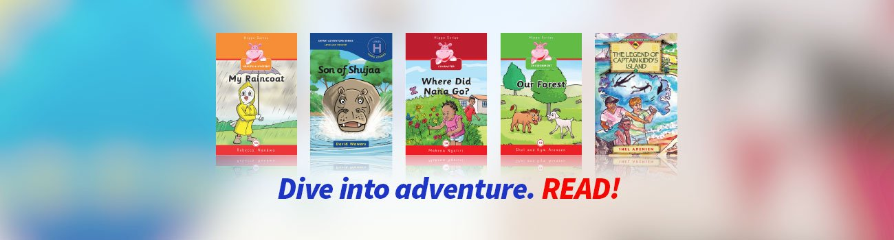 Young readers, dive into adventure